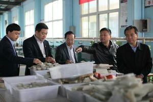 省委政策研究室蒋主任莅临产业园考察指导工作